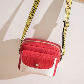 Túi đeo chéo phối màu cực đẹp giá sỉ