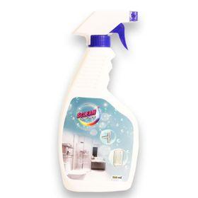 Sản phẩm tẩy rửa cặn canxi cao cấp SUPER CLEANER bình xịt 500ml giá sỉ