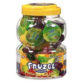 Rau câu trái cây tự nhiên Fruzel Jelly 145kg giá sỉ