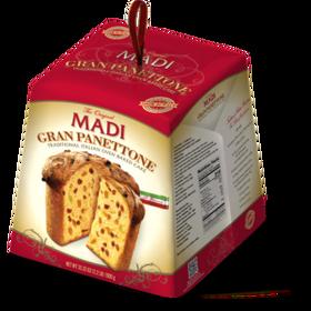 Bánh mì nho khô truyền thống Ý The Original Madi Gran Panettone 1 kg giá sỉ
