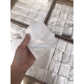 Khăn giấy lau mặt spa loại dày giá sỉ