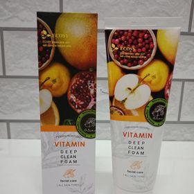 Sữa Rửa Mặt Sạch Sâu Vitamin Ecosy giá sỉ