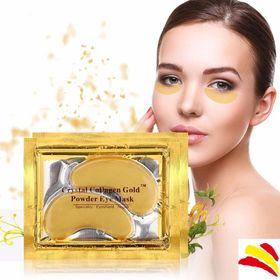Mặt nạ mắt Crystal Collagen Gold Powder Eye Mask giá sỉ