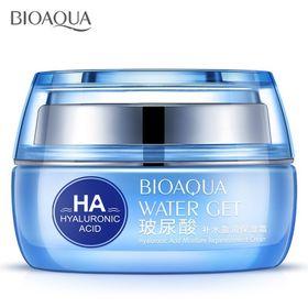 Kem dưỡng trắng da siêu cấp ẩm bù khoáng HA Hyaluronic Acid Bioaqua Water giá sỉ