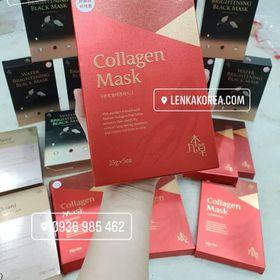 Mặt nạ GUBONCHO Dong An Collagen Mask mặt nạ nâng cơ chống nhăn chống lão hoá giá sỉ