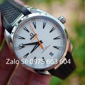 Đồng hồ Omega siêu cấp thụy sĩ dây cao su giá sỉ