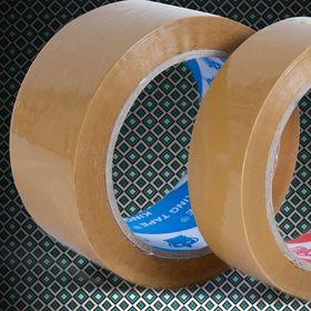 Băng keo đục dán thùng carton 200 yard chuẩn 2kg lõi 4ly – Siêu dính – Siêu chắc x6 cuộn/cây - Sỉ Buôn Số Lượng Lớn Giá Đẹp giá sỉ