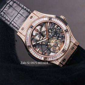 Đồng hồ Hublot siêu cấp tourbillon giá sỉ
