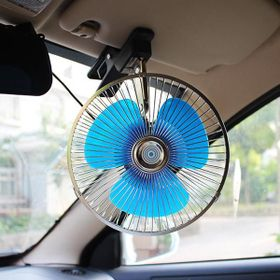 Quạt mini kẹp trên xe ô tô giá sỉ