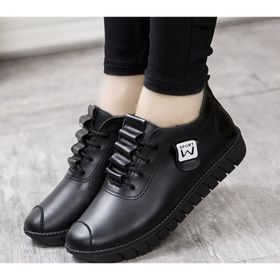 Giày Sneaker - Giày Da Nữ giá sỉ