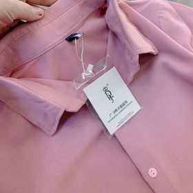 Váy hồng sơ mi giá sỉ