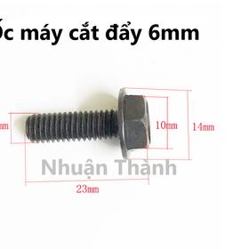 Ốc máy cắt đẩy máy cưa gộ 6-7-8mm giá sỉ