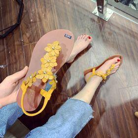 Giày sandal hoa xinh s giá sỉ