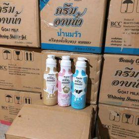 Tắm Trắng Da Con Bò Beauty Care Thái Lan giá sỉ