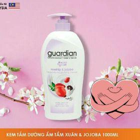 Sữa tắm guardian dưỡng ẩm 1000ml giá sỉ