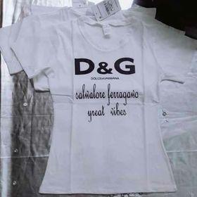áo thun nu DG giá sỉ