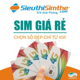 Sim 4G Viettel cả năm không phải nạp tiền giá sỉ