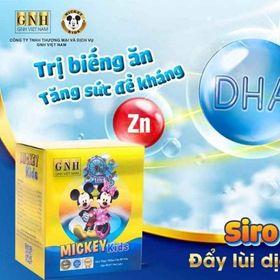 Siro ăn ngon tăng đề kháng Mickey kids giá sỉ