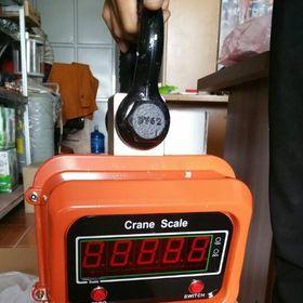 Cân treo điện tử 3 tấn MC OCS-3T giá sỉ