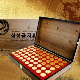 Viên uống cân bằng huyết áp Hàn Quốc giá sỉ