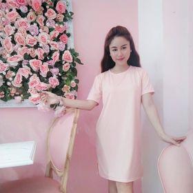 Đầm suông trơn fom rộng chất thun cotton giá sỉ