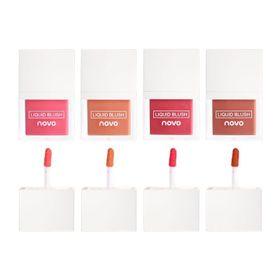 Má hồng dạng lỏng nhũ lấp lánh Novo Juice Liquid Blusher giá sỉ