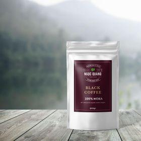 Cà phê bột nguyên chất pha phin Ngọc Quang loại 1kg, cà phê sạch, nguyên chất 100% không pha trộn. giá sỉ