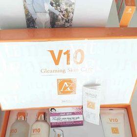 Bộ Dưỡng Da toàn Diện V10 Skin giá sỉ