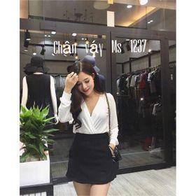 Chân váy bút chì 2 túi hàng Quảng Châu giá sỉ