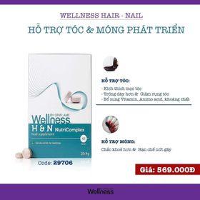 Thực phẩm chức năng wellness hair nair giá sỉ