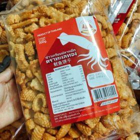 Bánh Snack Mực Thái Lan - Hàng Chuẩn Thái - 200G giá sỉ