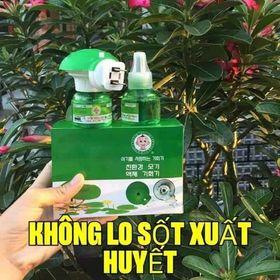 Đèn xông tinh dầu đuổi muỗi Hàn Quốc giá sỉ