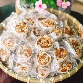 Kẹo Chuối Cuộn Đậu Phộng Siêu Ngon 1 Kg giá sỉ