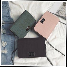 Túi xách nữ da xước, còn màu hồng và đen giá sỉ