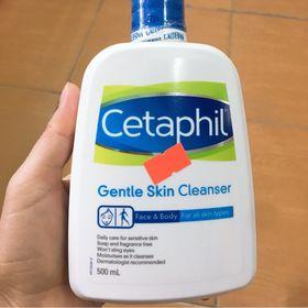 Sữa rửa mặt Cetaphil 500ml giá sỉ