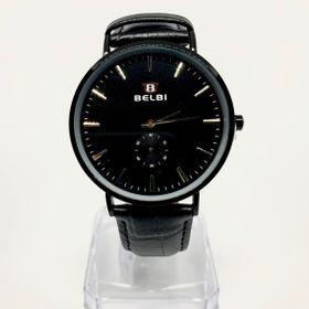 Đồng hồ nam Belbi đen giá sỉ