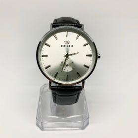 Đồng hồ nam Belbi bạc giá sỉ