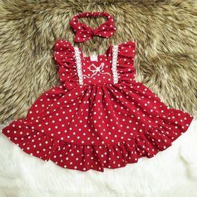Váy thiết kế bé gái giá sỉ