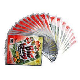 Snack Rong Biển Taokaenoi BIG BANG Vị Cay Lốc 24 gói 2g giá sỉ