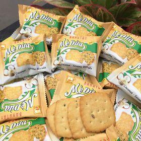 Bánh Quy Mè Dừa - Vị Dừa Mè Kết Hợp - 1 KG giá sỉ