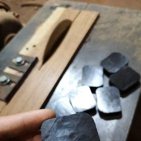 Vòng tay gỗ mun sừng phôi gỗ. giá sỉ