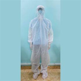 Bộ đồ chống dịch Covid 19 full bộ ( quần áo kính găng tay ) giá sỉ