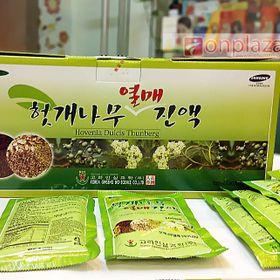 Nước thuốc bổ mát gan- giải rượu Hovenia-Hàn Quốc giá sỉ