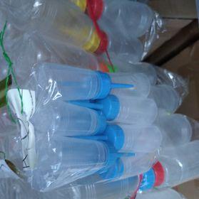 Chai nhựa dùng đựng màu khoảng 30ml 1 chai giá sỉ
