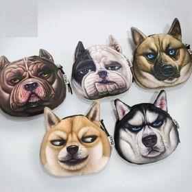 Ví đựng tiền xu hình chú chó 3d dễ thương - tuhugifdt54 giá sỉ