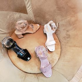 Sandal gót 5f sỉ 76k giá sỉ