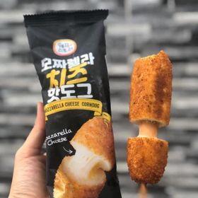 Hot Dog Phô Mai Mozzarella Cheese giá sỉ