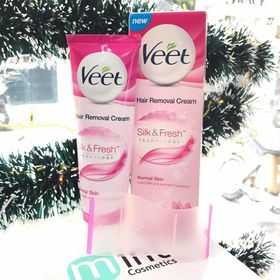 Kem tẩy lông Veet Silk & Fresh 100ml giá sỉ