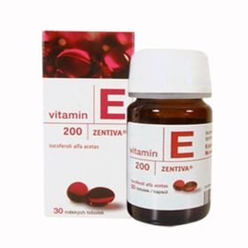 Vitamin E Zentiva 400mg của Nga đẹp da chống lão hóa giá sỉ