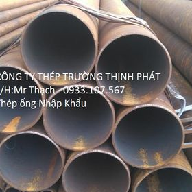 Thép ống đúc phủ sơn phi 219,ống thép hàn đen China phi 219 dày 4ly,ống kẽm dn 200 giá sỉ